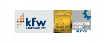 TRAINER … BEST   OF   INDUSTRIEPREIS 2018